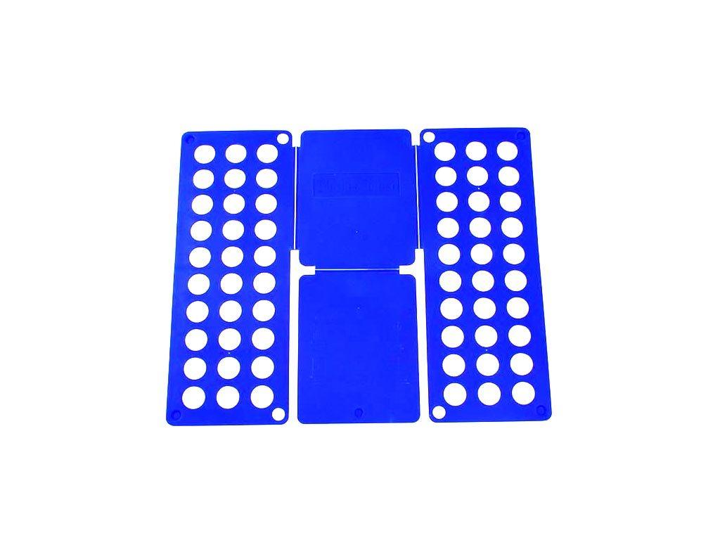 Σύστημα διπλώματος ρούχων XXL , αναδιπλούμενη επιφάνεια, 60x70 cm, Folding Clothes Μπλε