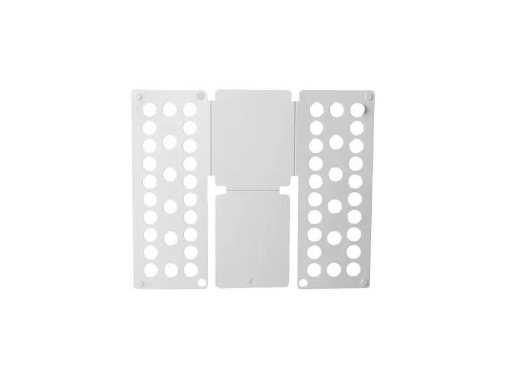 Σύστημα διπλώματος ρούχων XXL , αναδιπλούμενη επιφάνεια, 60x70 cm, Folding Clothes Λευκό