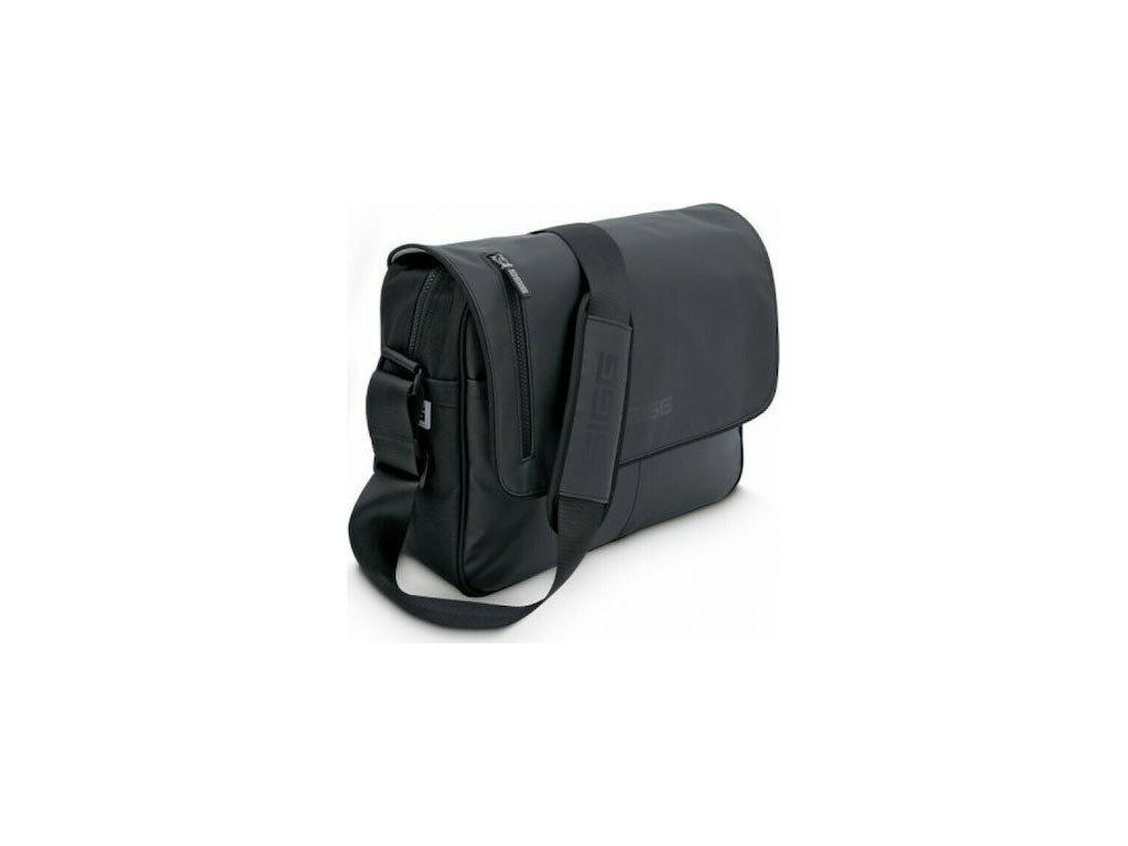 Sigg Τσάντα Ταχυδρόμου 12.5Lt σε Μαύρο χρώμα, Messenger Bag VS60003