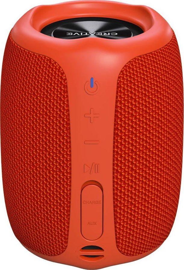 Creative Bluetooth Ηχείο Muvo Play Orange