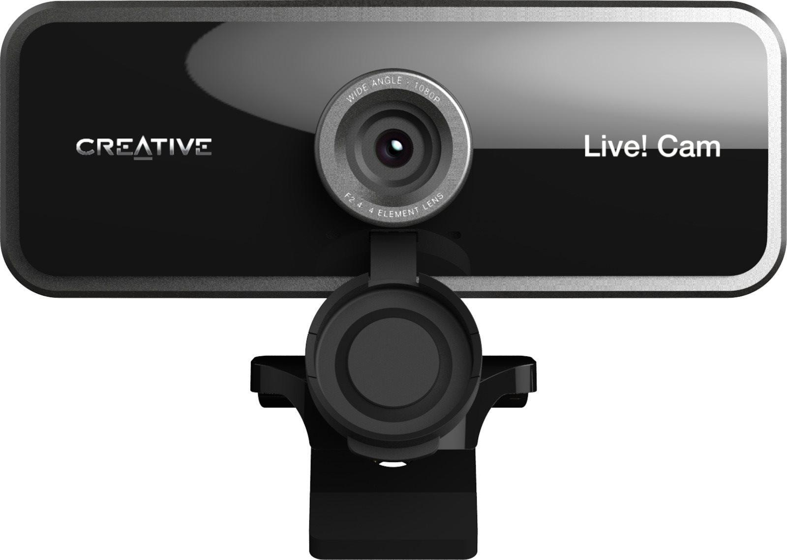 Creative Web Camera Live! Sync 1080P