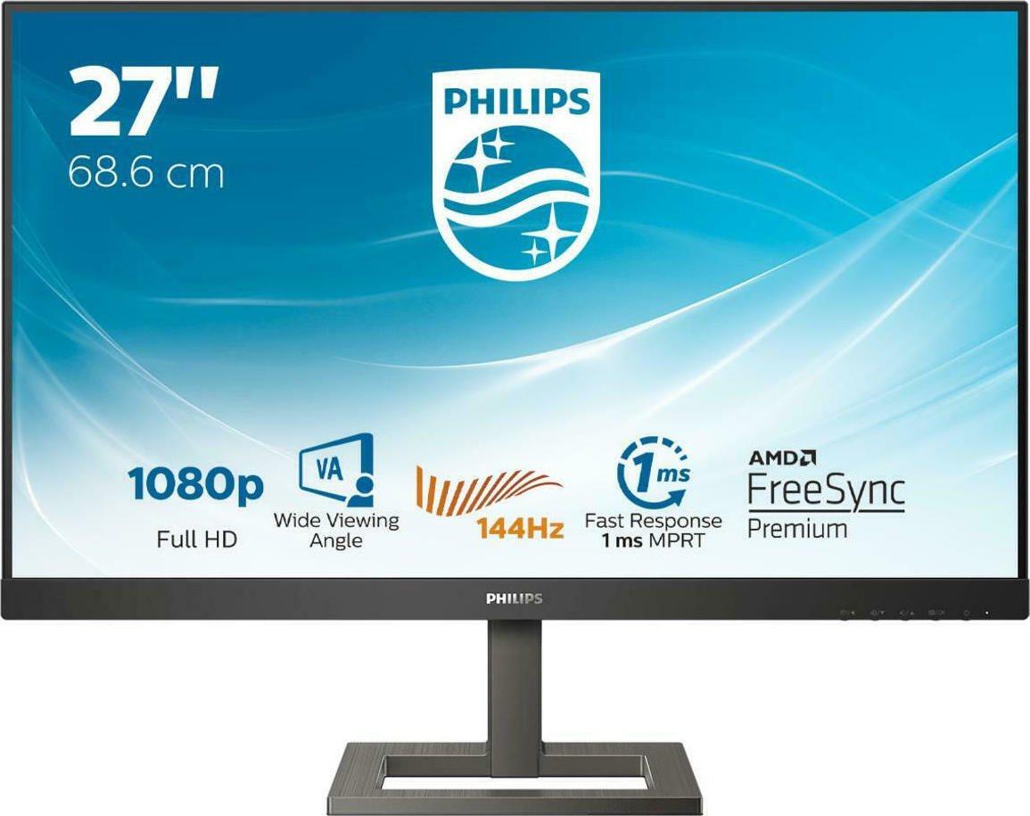 """Philips Gaming Monitor 27"""" Full-HD 272E1GAEZ"""