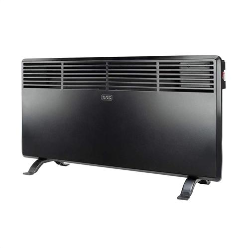 Black+Decker Επιδαπέδιος Θερμοπομπός 1800W με Ηλεκτρονικό Θερμοστάτη BXCSH1800E