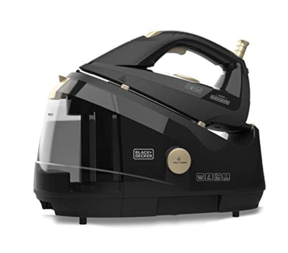 Black+Decker Σύστημα Σιδερώματος Πίεσης 7bar με Δοχείο 1300ml BXSS2400E  20.08.0860ES9180200B