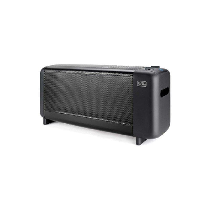 Black+Decker Επιδαπέδιος Θερμοπομπός Mica 1500W BXMRA1500E