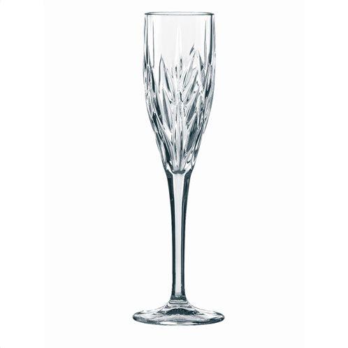 Nachtmann Σετ 4 τεμ. Ποτήρι ούζου/σαμπάνιας 140 ml σειρά Imperial