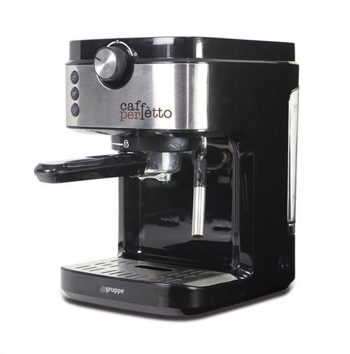 Gruppe Μηχανή Espresso με αυτόματη δόση CJ-265Ε Inox