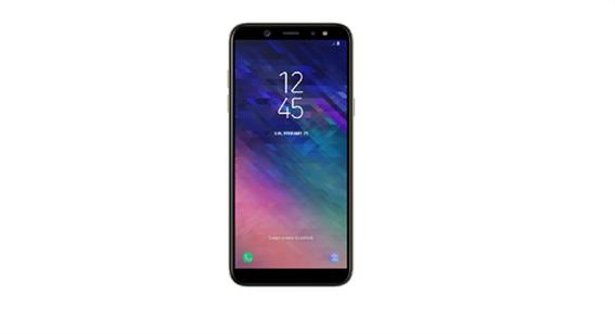 Samsung Galaxy A6+ Κινητό Smartphone Dual Sim Lavender