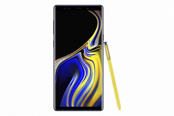 Samsung Galaxy Mobile Note 9 Κινητό Smartphone Blue