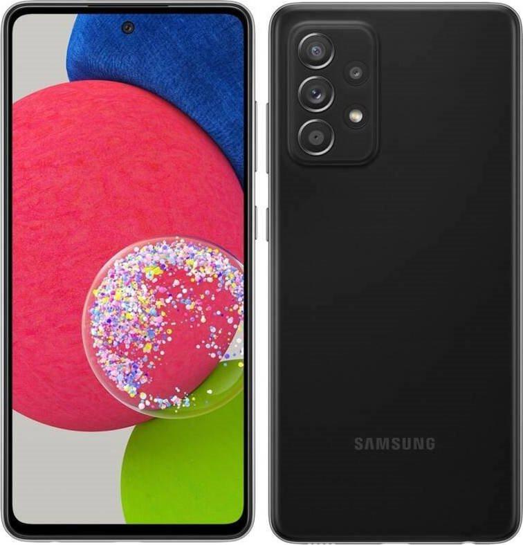 Samsung Smartphone Galaxy A52s 5G 6GB/128GB Black