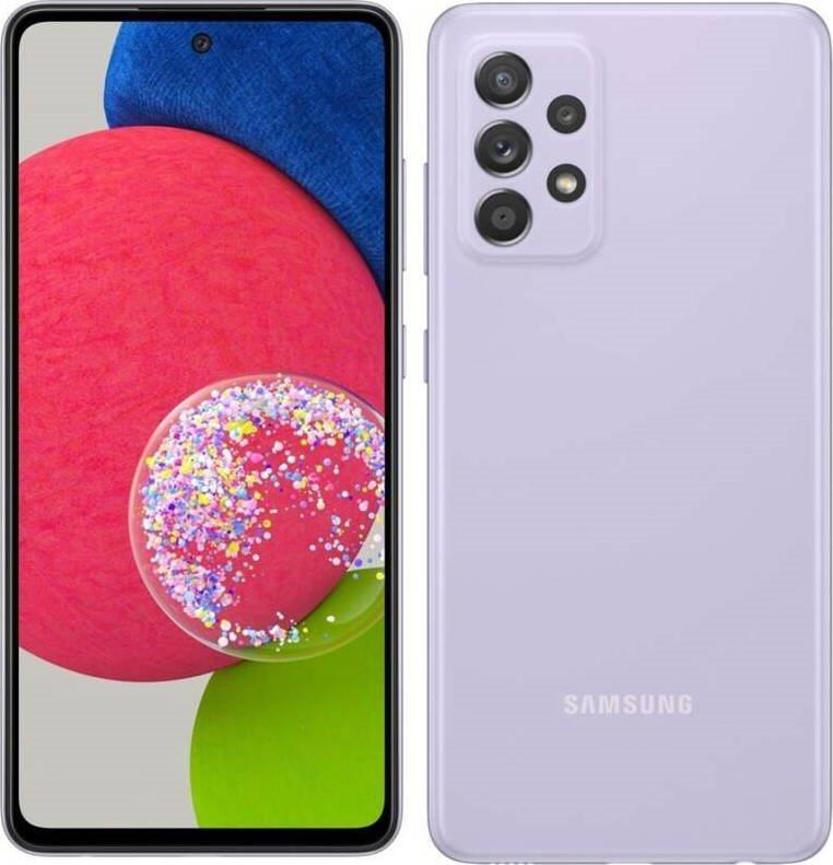 Samsung Smartphone Galaxy A52s 5G 6GB/128GB Light Violet