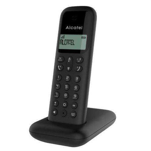 Alcatel Ασύρματο τηλέφωνο D285 Μαύρο