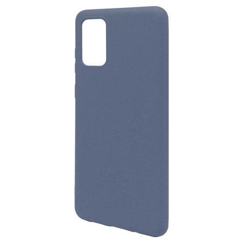 Θήκη Liquid Silicon inos Samsung G985 Galaxy S20 Plus L-Cover Μπλε Ραφ