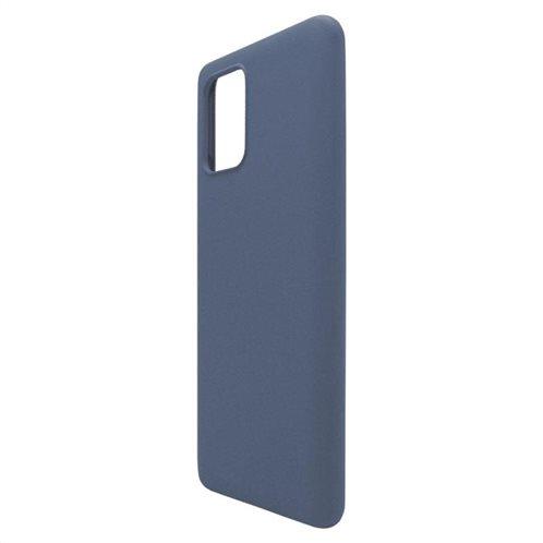 Θήκη Liquid Silicon inos Samsung G770F Galaxy S10 Lite L-Cover Μπλε Ραφ