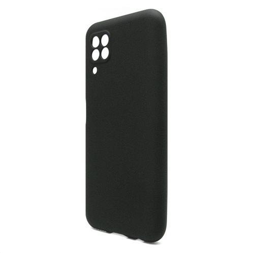 Θήκη Liquid Silicon inos Huawei P40 Lite L-Cover Μαύρο
