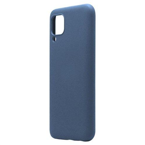 Θήκη Liquid Silicon inos Huawei P40 Lite L-Cover Μπλε Ραφ