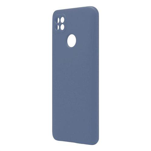 Θήκη Liquid Silicon inos Xiaomi Redmi 9C L-Cover Μπλε Ραφ