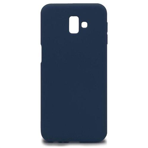 Soft TPU inos Samsung J610F Galaxy J6 Plus (2018) S-Cover Blue