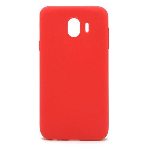 Soft TPU inos Samsung J400F Galaxy J4 (2018) S-Cover Red