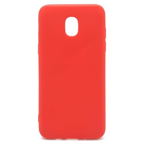 Soft TPU inos Samsung J337F Galaxy J3 (2018) S-Cover Red