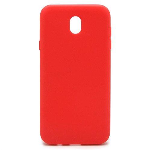 Soft TPU inos Samsung J330F Galaxy J3 (2017) S-Cover Red