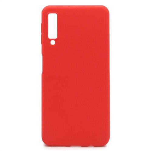 Soft TPU inos Samsung A750F Galaxy A7 (2018) S-Cover Red