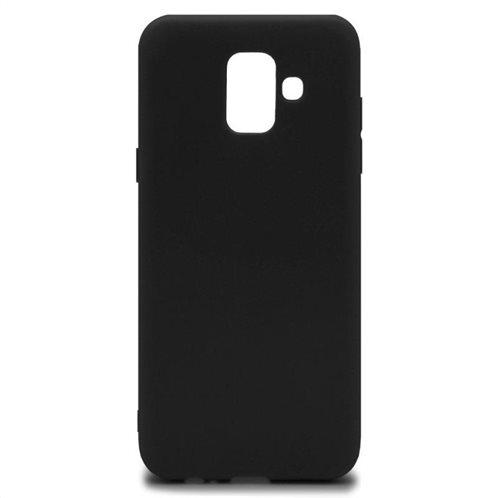 Soft TPU inos Samsung A600F Galaxy A6 (2018) S-Cover Black