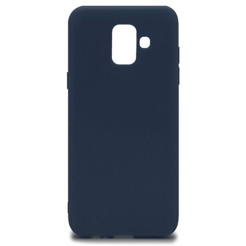 Soft TPU inos Samsung A600F Galaxy A6 (2018) S-Cover Blue