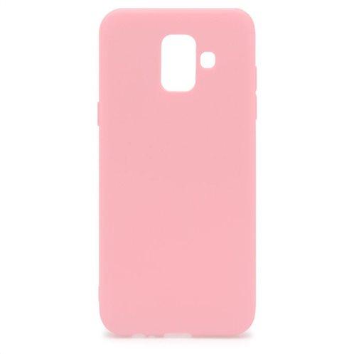 Soft TPU inos Samsung A600F Galaxy A6 (2018) S-Cover Pink