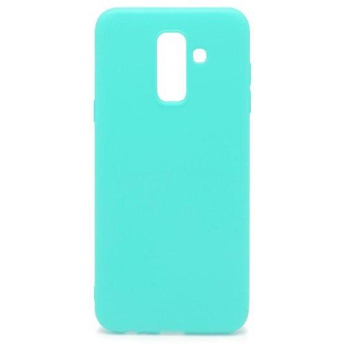 Soft TPU inos Samsung A605F Galaxy A6 Plus (2018) S-Cover Mint Green