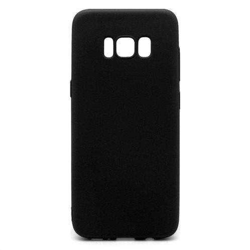 Soft TPU inos Samsung G955F Galaxy S8 Plus S-Cover Black