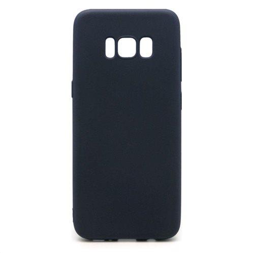 Soft TPU inos Samsung G955F Galaxy S8 Plus S-Cover Blue