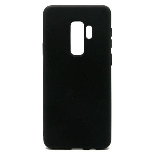 Soft TPU inos Samsung G965F Galaxy S9 Plus S-Cover Black