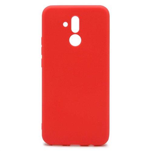 Soft TPU inos Huawei Mate 20 Lite S-Cover Red