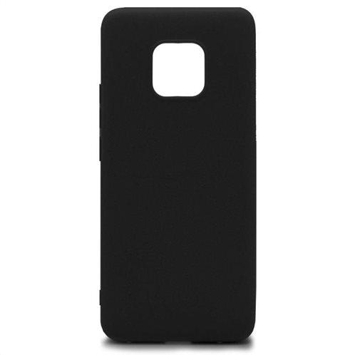 Soft TPU inos Huawei Mate 20 Pro S-Cover Black