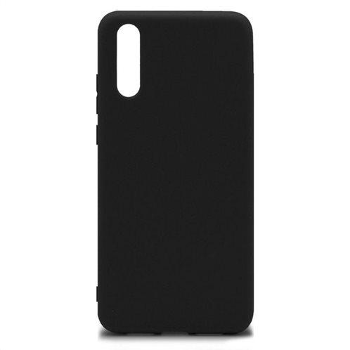 Soft TPU inos Huawei P20 S-Cover Black