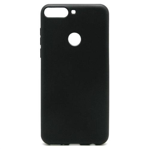 Soft TPU inos Huawei Y7 Prime (2018) S-Cover Black