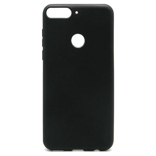 Soft TPU inos Huawei Y6 Prime (2018) S-Cover Black