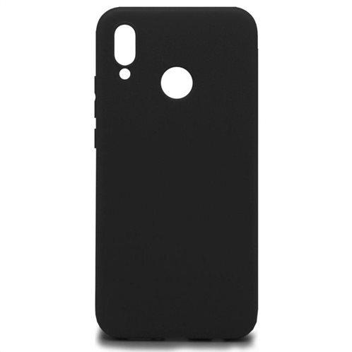 Soft TPU inos Huawei P20 Lite S-Cover Black