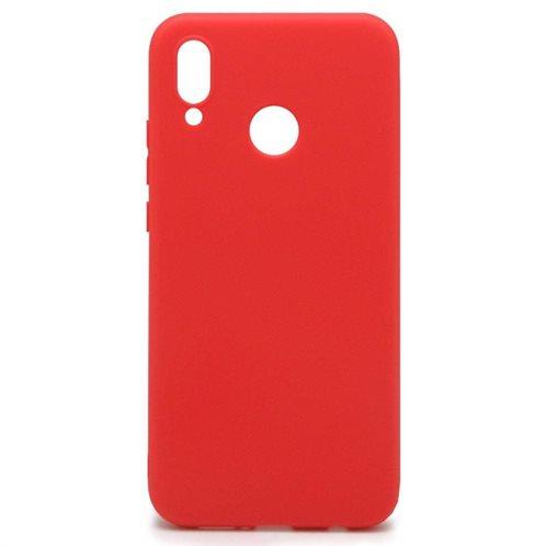 Soft TPU inos Huawei P20 Lite S-Cover Red