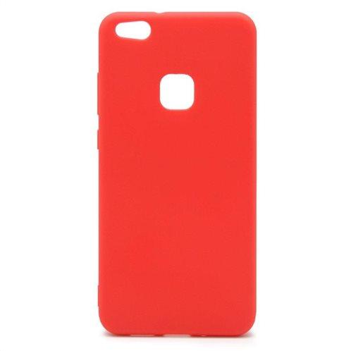 Soft TPU inos Huawei P10 Lite S-Cover Red