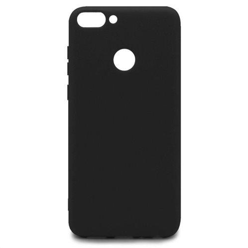 Soft TPU inos Huawei P Smart S-Cover Black