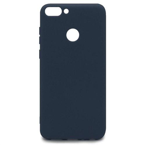 Soft TPU inos Huawei P Smart S-Cover Blue