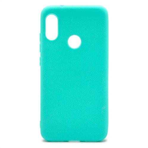 Soft TPU inos Xiaomi Mi A2/ Mi 6X S-Cover Mint Green