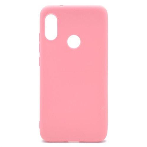 Soft TPU inos Xiaomi Mi A2/ Mi 6X S-Cover Pink