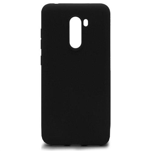 Soft TPU inos Xiaomi Pocophone F1 S-Cover Black