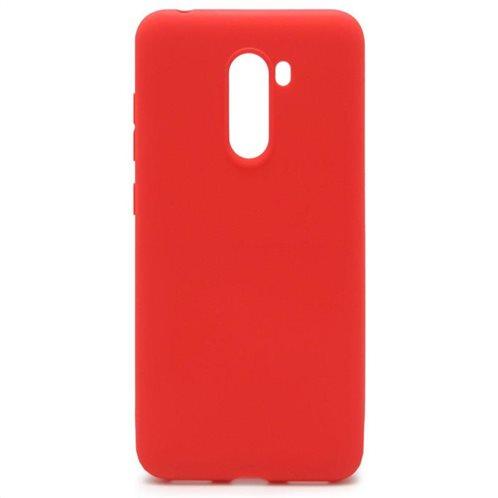 Soft TPU inos Xiaomi Pocophone F1 S-Cover Red
