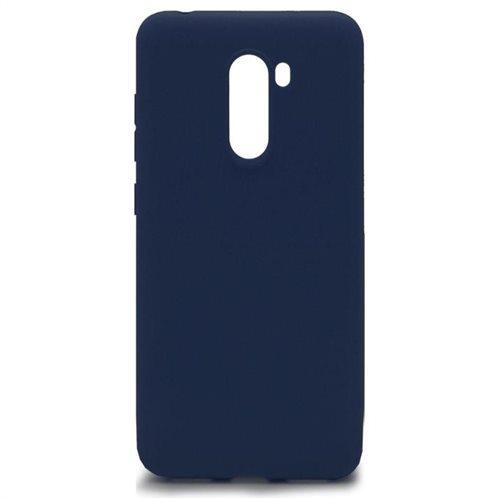 Soft TPU inos Xiaomi Pocophone F1 S-Cover Blue