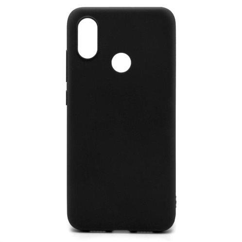 Soft TPU inos Xiaomi Redmi Note 6 Pro S-Cover Black