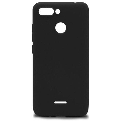 Soft TPU inos Xiaomi Redmi 6 S-Cover Black